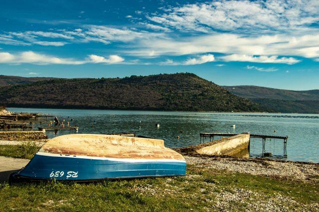 FOTO:Pozabljeni deli Istre: zaliv Blaz