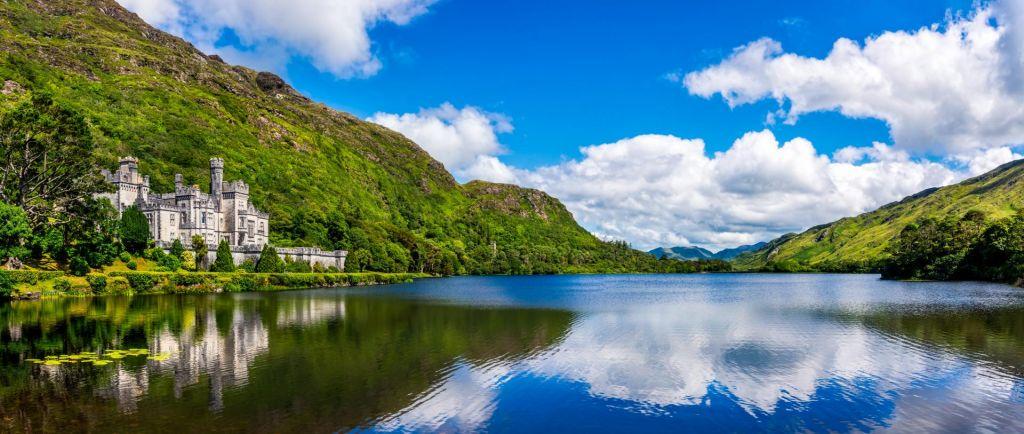 FOTO:Na Irskem vse poti vodijo v pravo smer