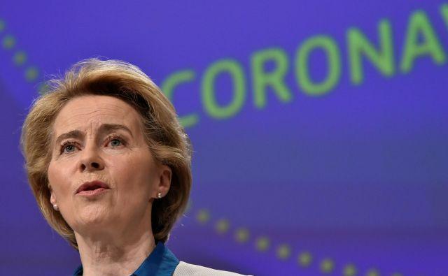 Evropska komisija je danes sprejela program za okrevanje. Foto: Reuters