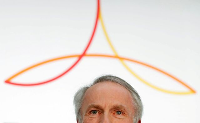 Renaultov predsednik Jean-Dominique Senard je predstavil načrt poglobljenega sodelovanje treh velikanov. Foto Reuters