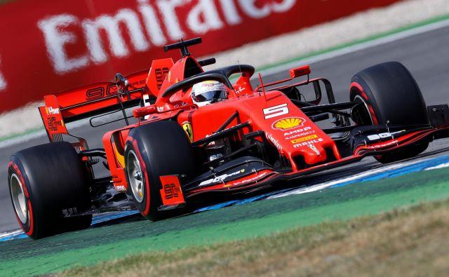 Pri Ferrariju se ne strinjajo s finančnimi omejitvami. FOTO: Reuters