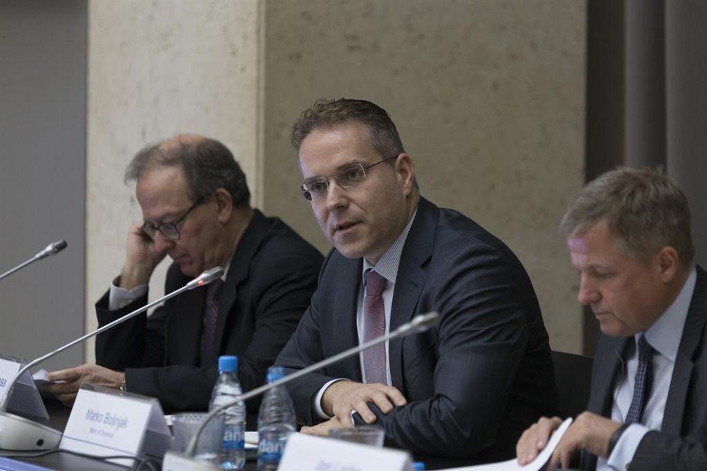 Viceguverner Banke Slovenije Marko Bošnjak odstopil