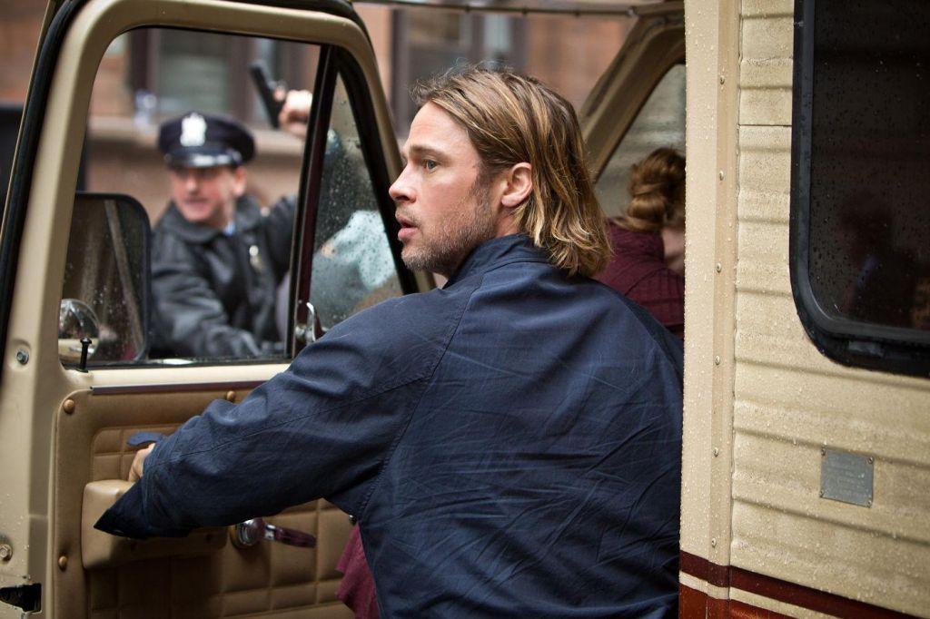 Brad Pitt: dolgi lasje, novo dekle?