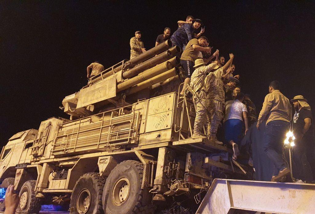 Turška brezpilotna letala so obrnila tok libijske vojne