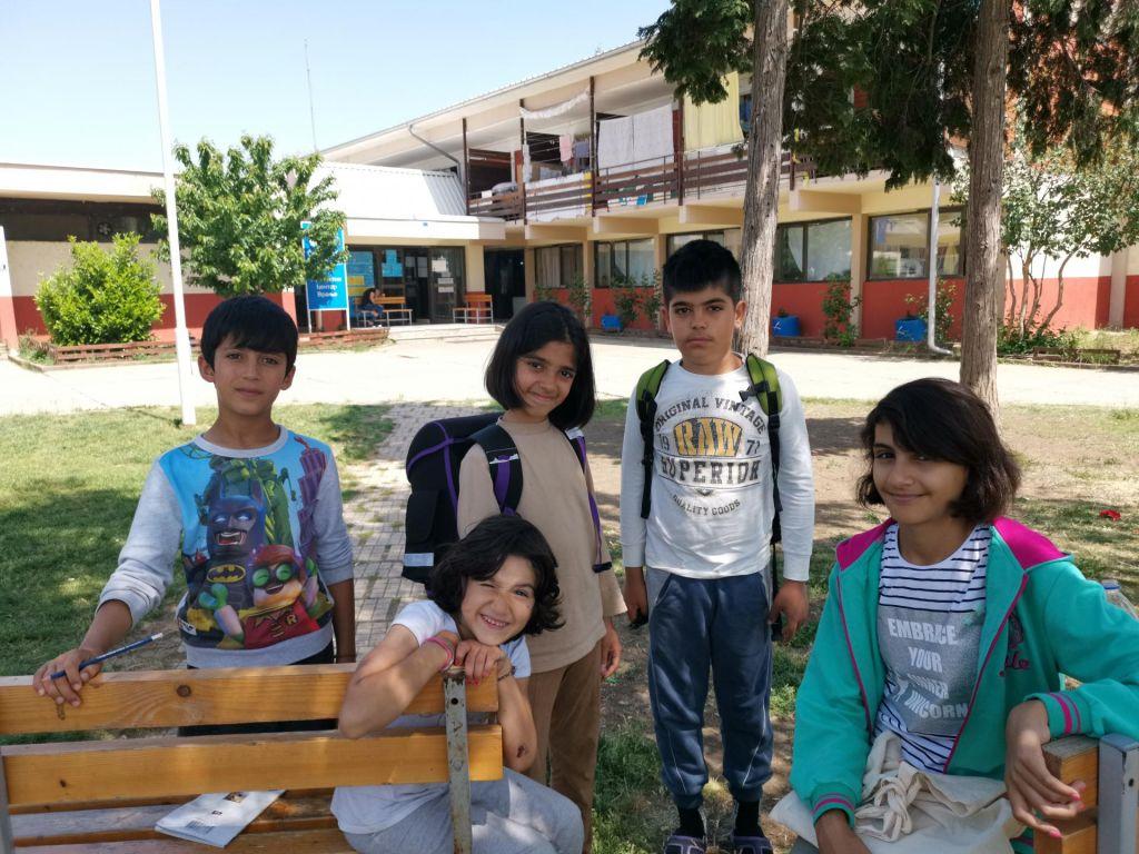 FOTO:Prvi dom: migrantski center