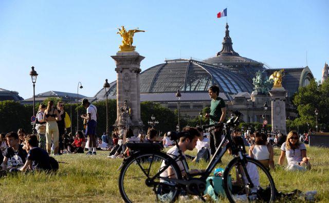 Tudi Francija sprošča <br /> Foto AFP