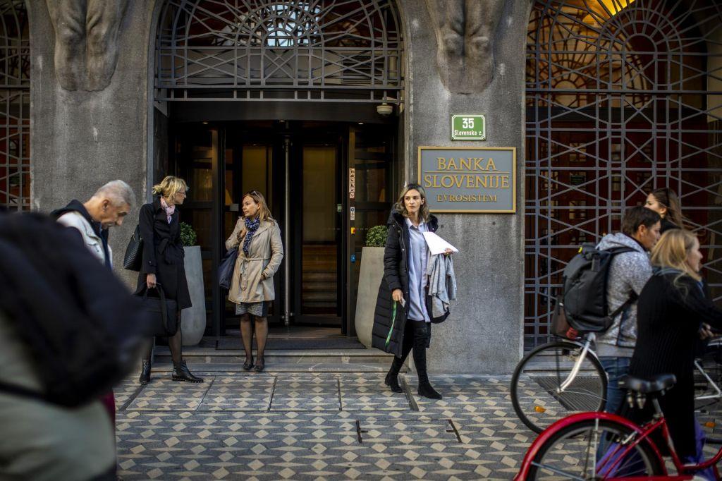 Banka Slovenije, quo vadis?
