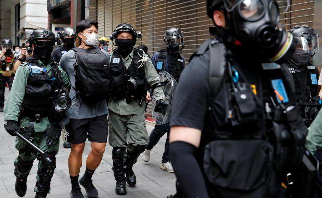 Perspektive Hongkonga, pravijo posamezni ekonomisti, kljub vsemu niso povsem zaprte. FOTO: Reuters