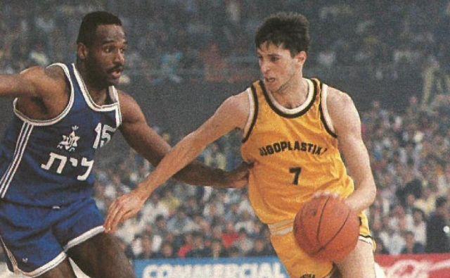 Toni Kukoč je bil najboljši košarkar finalnega turnirja evrolige v letih 1990, 1991 in 1993. FOTO: Reuters