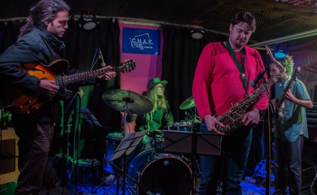 Koncertna dejavnost Mladinskega centra C. M. A. K. je zamrla zaradi prostorske problematike. FOTO: Društvo Cmak