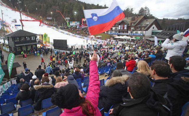 Mariborsko Pohorje ostaja s svojimi lisičkami na koledarju sezone, tekma bo 16. in 17. januarja 2021. FOTO: Tadej Regent/Delo
