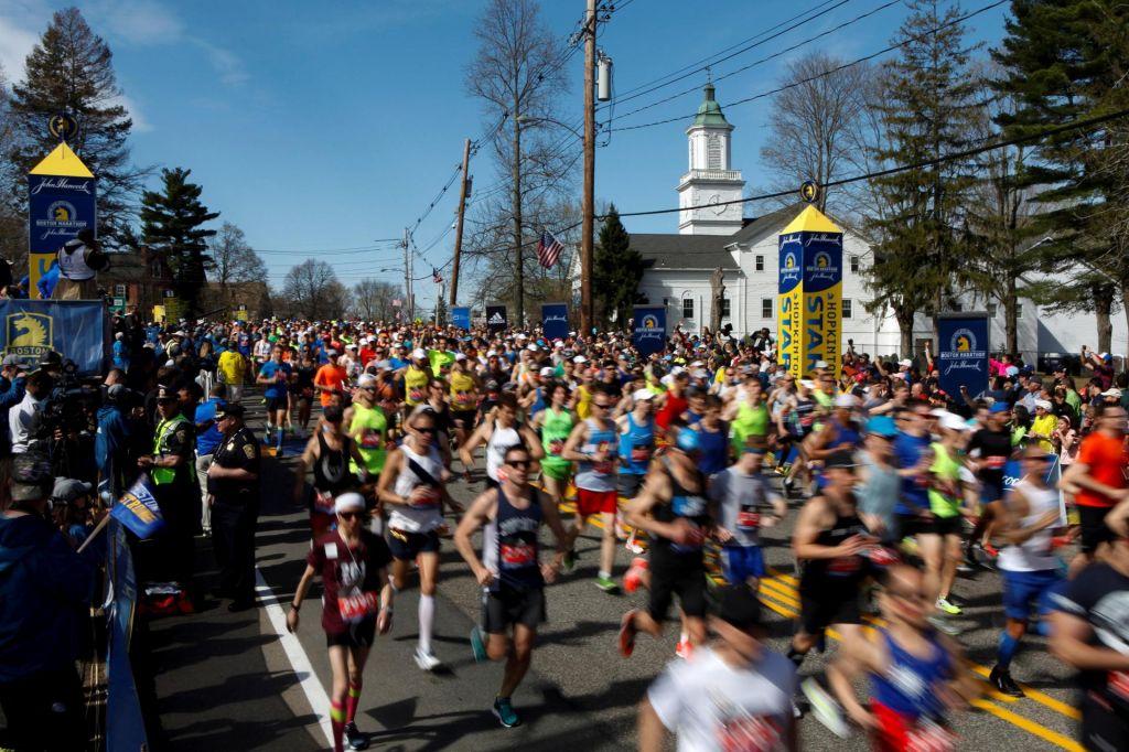 Prvič v 124 letih brez maratona