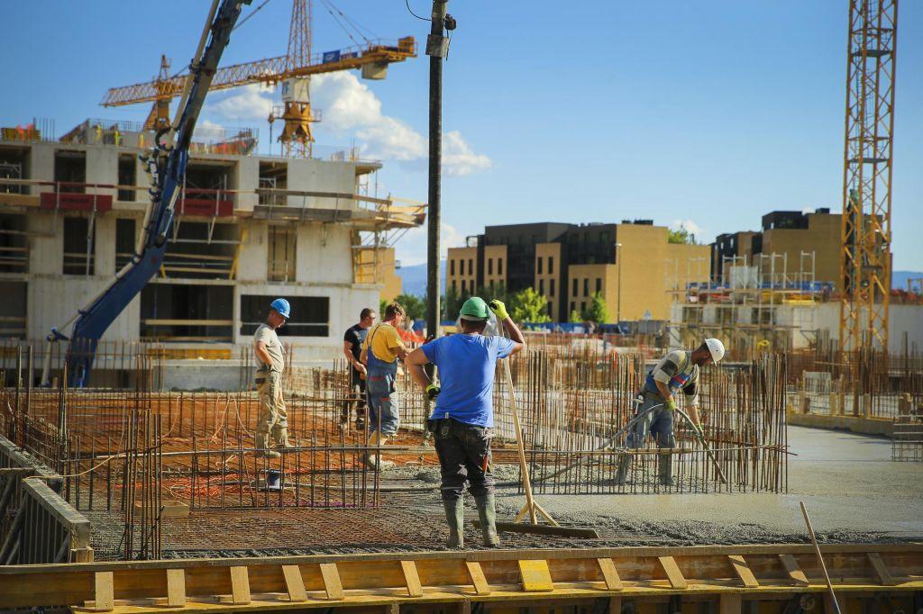 Izkoreniniti socialni damping v gradbeništvu
