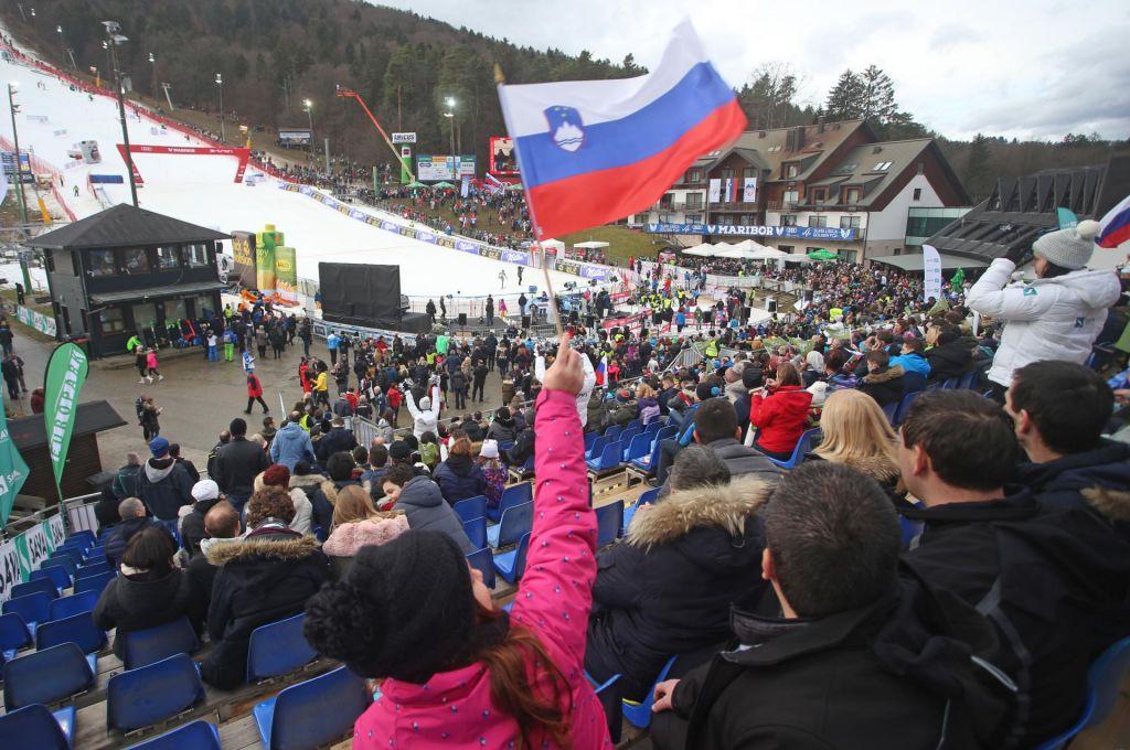 Maribor sredi januarja, Kranjska Gora pa sredi marca