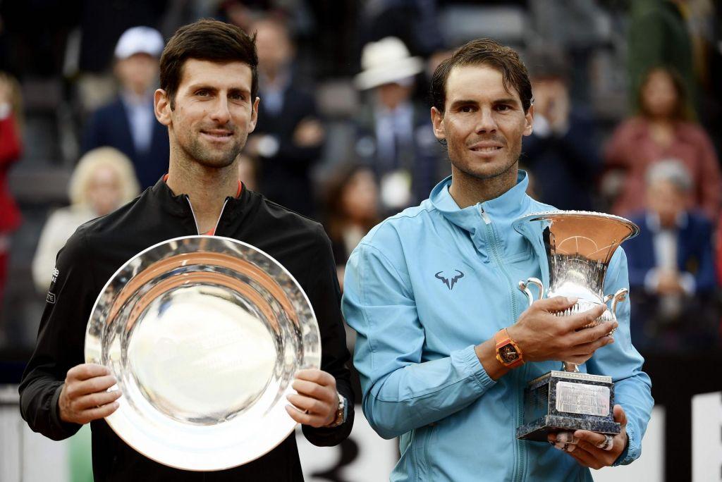 »Septembra najboljši čas za igranje vrhunskega tenisa v Rimu«