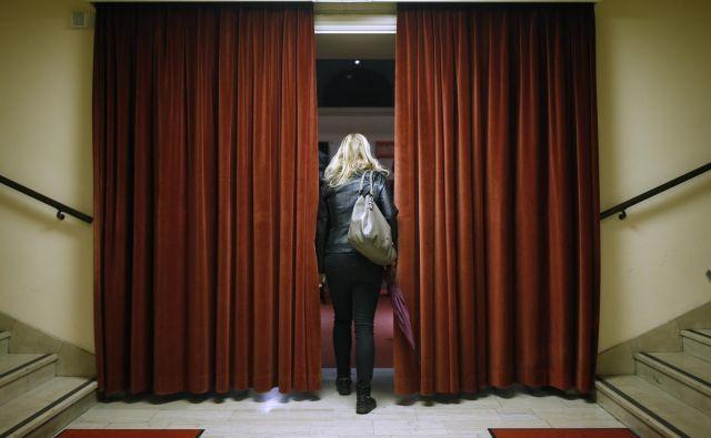 Izzivov, s katerimi se sooča filmska industrija, ne gre podcenjevati. FOTO: Samec Blaž