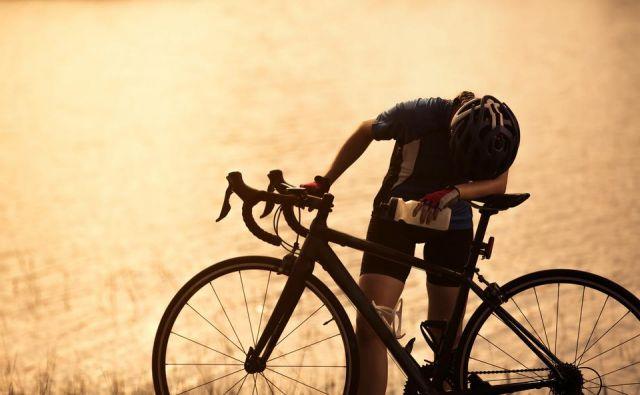 Bolj neposredno povezano s treningom se mora vaš jutranji srčni utrip počasi vrniti v normalno stanje, zato se morate počutiti spočiti in biti željni vožnje. FOTO: Shutterstock