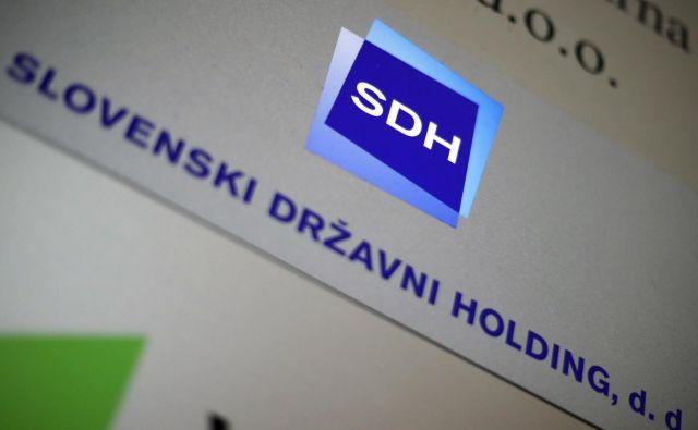 SDH je lani iz lastnega premoženja prejel za dobrih 40 milijonov evrov dividend. Foto Uroš Hočevar