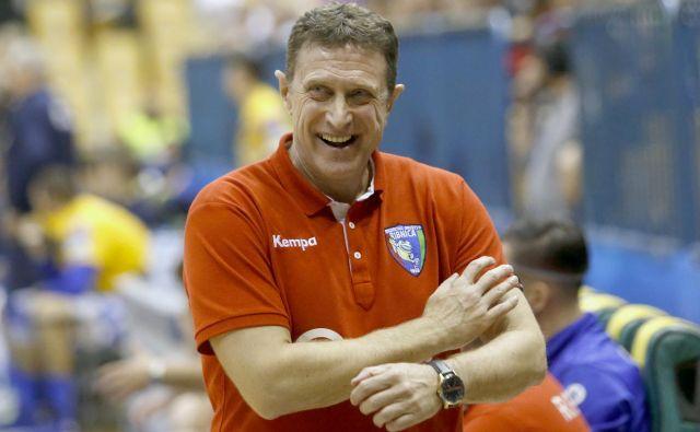 Bo Siniša Markota edini tuji trener v Sloveniji? FOTO: Roman Šipić