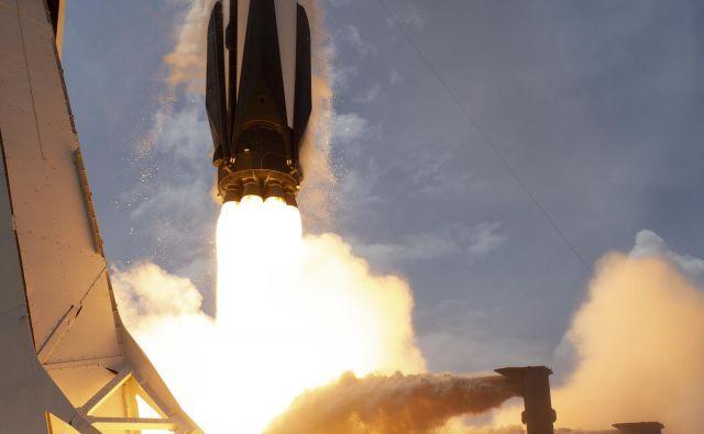 Falcon 9 FOTO:Joel Kowsky/AFP