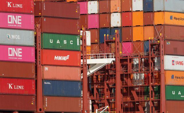 Hitrost in varnost plačil je eden od pomembnješih izzivov v mednarodni trgovini. FOTO:Matthew Childs/Reuters