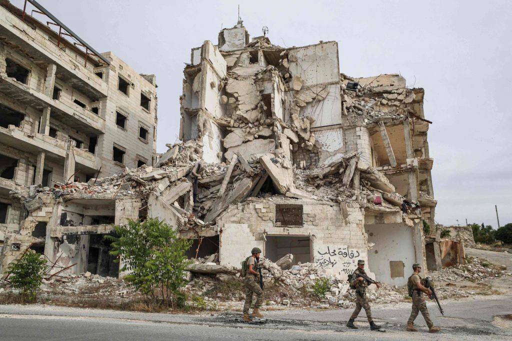 Koronavirus je zadnje, česar se bojijo v Idlibu