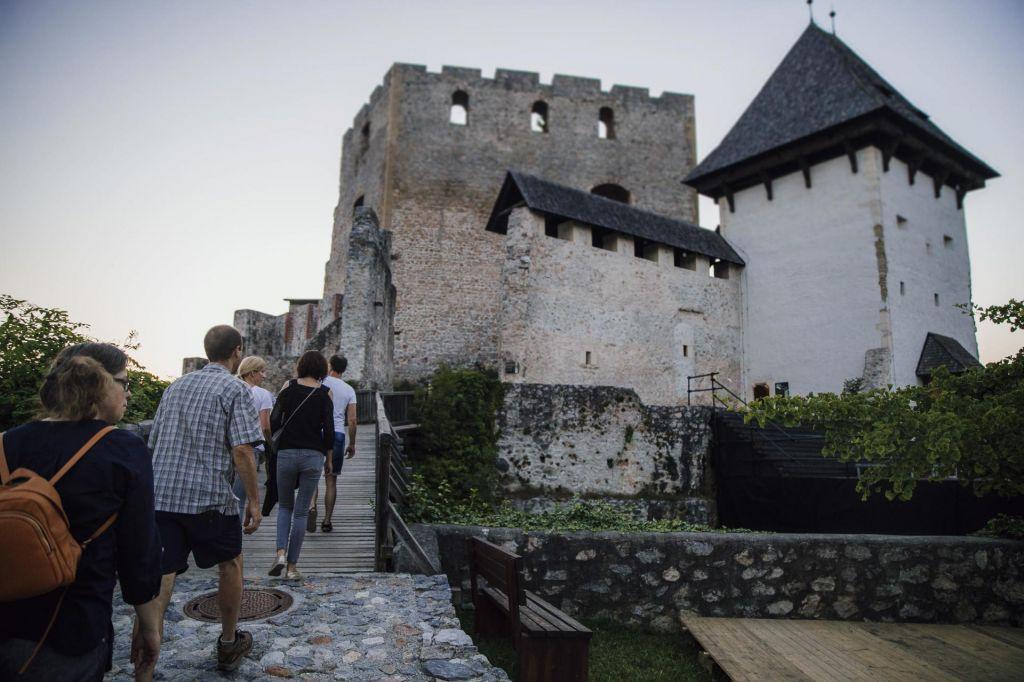 Glasba in gledališče spet na celjski Stari grad