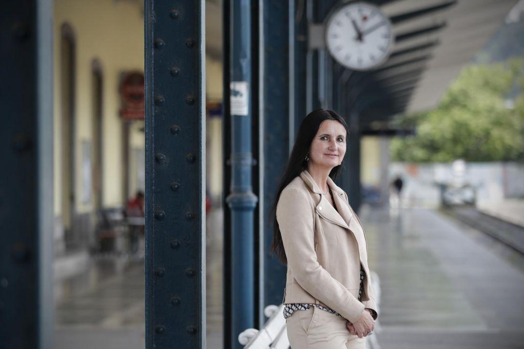 FOTO:Ljubljana bi zadihala z dvotirnostjo prog