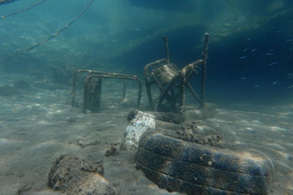 FOTO:Delež zaščitenih morij zelo zaostaja za cilji
