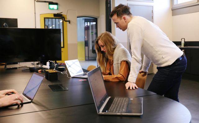 Izbira ERP je odvisna od potreb in želja posameznega podjetja. FOTO: Eva Plevier/Reuters