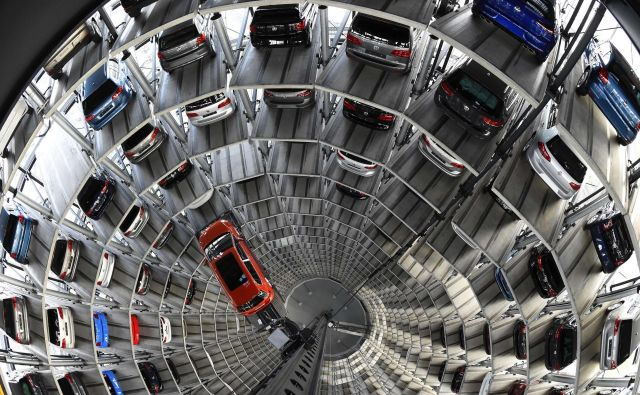 V Nemčiji ni enotnosti glede uvedbe avtomobilskih subvencij. Foto AFP