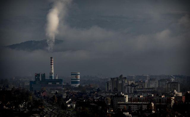 V Te-Tolu bodo do leta 2022 namesto premoga začeli uporabljati plinsko-parno enoto. Foto Voranc Vogel