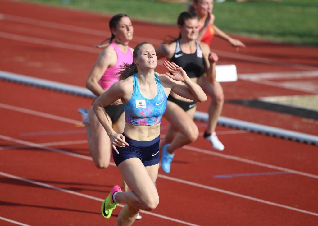 FOTO:Atletska liga bo, a vsaj na začetku ne mednarodna