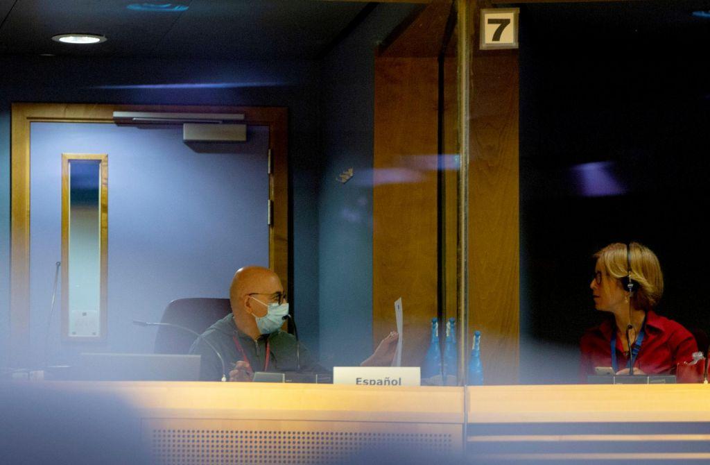 Tolmači v EU so ostali brez besed