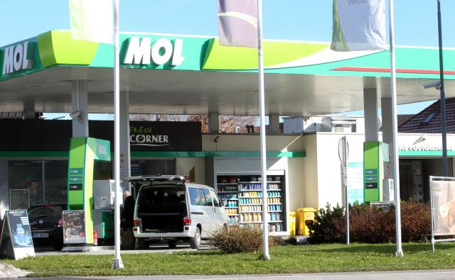 Čeprav se o naložbah iz Madžarske več govori v zadnjem času, je naftna družba Mol v Sloveniji prisotna že od leta 1996. Foto Igor Mali