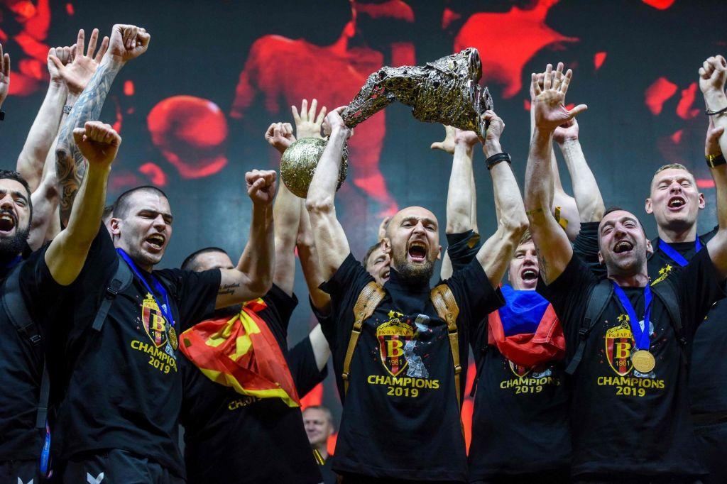 Evropskega prvaka zapuščajo najboljši