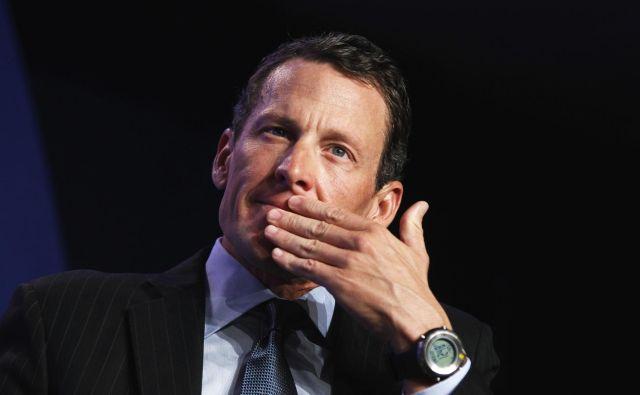 Lanceu Armstrongu je žal, kako je ozmerjal nekdanjo maserko. FOTO: Reuters