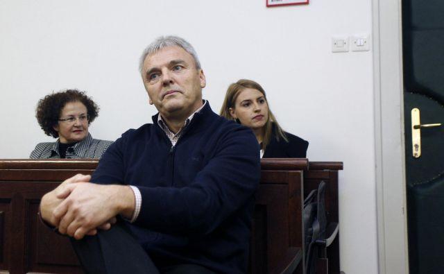 Tomažu Simoniču po mnenju sodišča očitki niso dokazani. FOTO: Mavric Pivk/Delo