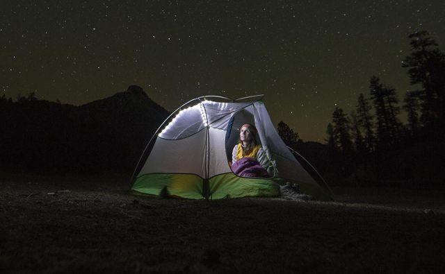 Kaj potrebujete za kampiranje s petimi zvezdicami? FOTO: Arhiv proizvajalca / Ian Bondi