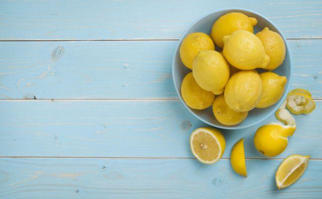 Vitamin C prija v osvežilnem poletnem napitku. FOTO: Getty Images/istockphoto