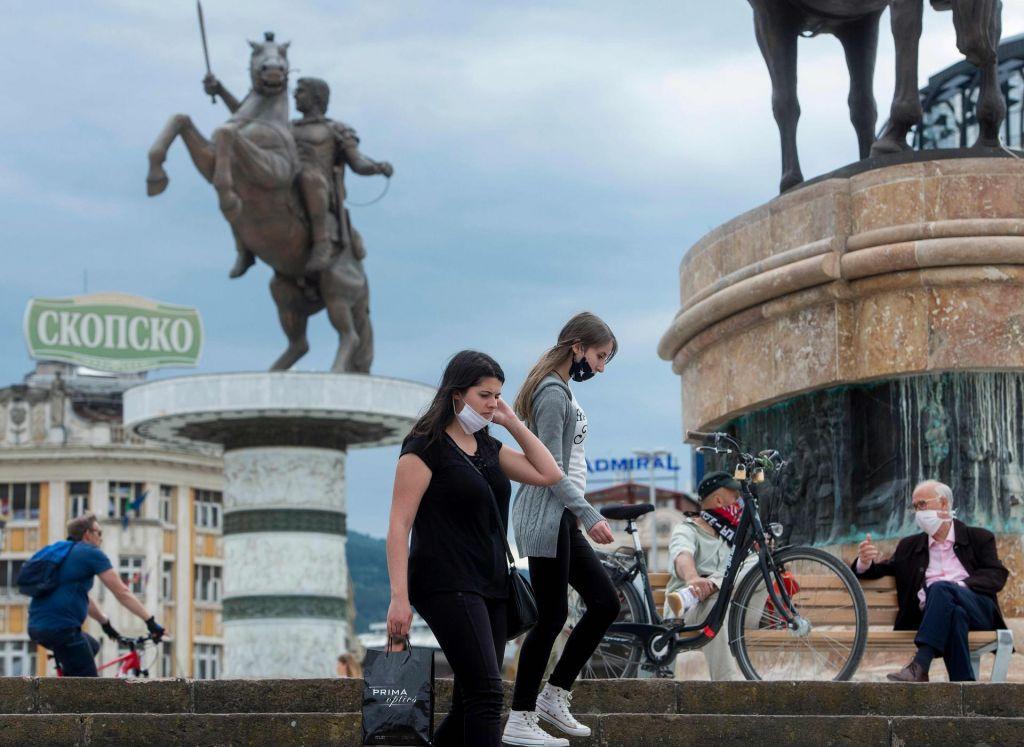 Dežela večnega sonca žarišče koronavirusa na Balkanu