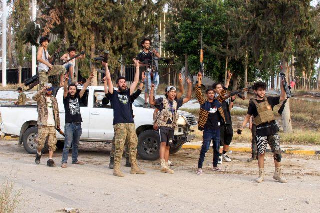 Haftar se umika, bitka za Tripoli je končana