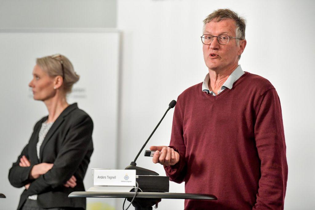 Švedski epidemiolog: V osnovi smo ubrali pravo pot