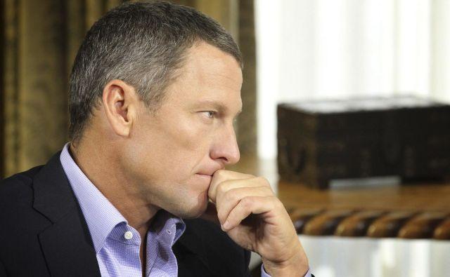 Lancea Armstronga naj bi v dokumentarni seriji prikazali v preveč lepi luči. FOTO: George Burns/Reuters