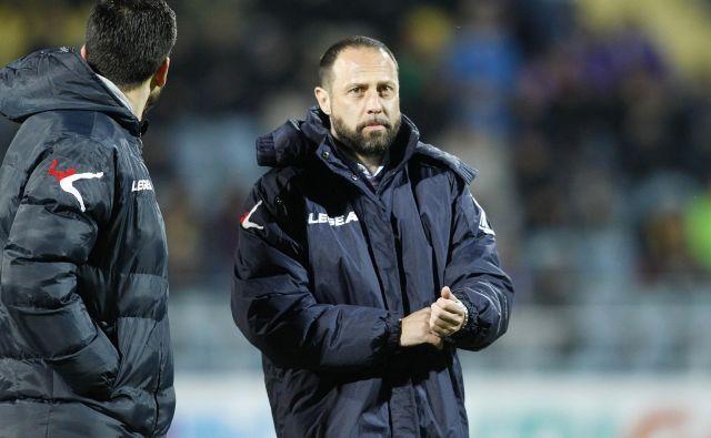 Igor Jovičević je uspešno začel svojo novo zgodbo pri Dinamu. FOTO: Leon Vidic/Delo