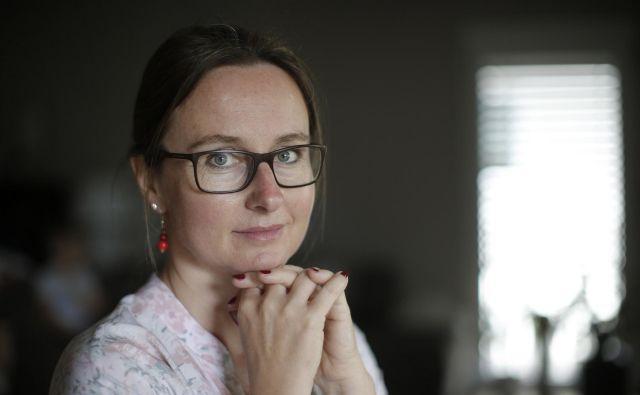 Simone Kindermann Foto: Jure Eržen/delo