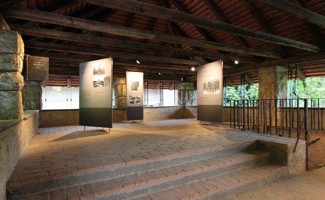 Odprtje stalne razstave na sv. Urhu je zadržal koronavirus, zdaj jo napovedujejo v začetku jeseni. Fotografije arhiv Atelier arhitektov