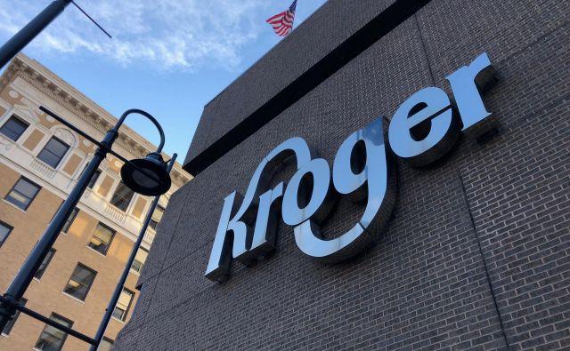 Podjetje Kroger ima sedež v mestu Cincinnati v zvezni državi Ohio. FOTO: Lisa Baertlein/Reuters