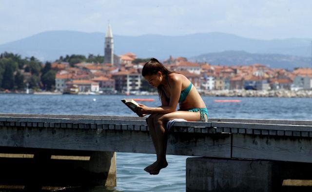 Že veste, kje boste izkoristili turistične bone? FOTO: Roman Šipić/Delo