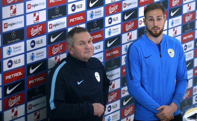 Tudi slovenski selektor Matjaž Kek bo spremljal prvo tekmo Jana Oblaka v majici Atletica. Madridčane čaka velik izziv v Bilbau. FOTO: Blaž Samec